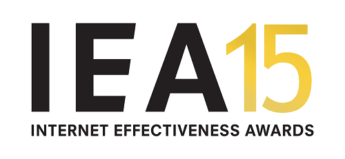 Internet Effectivess Awards 2015